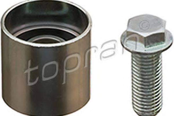 TOPRAN 108169 Обводной ролик ремня ГРМ