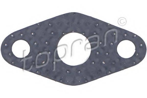 TOPRAN 115087 Прокладка турбо-компрессора