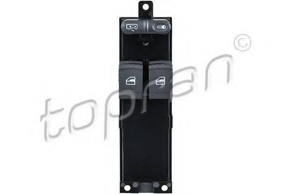 TOPRAN 115117 Кнопка стеклоподъемника
