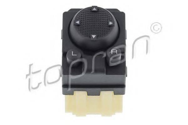 TOPRAN 107553 Выключатель, регулирование зе