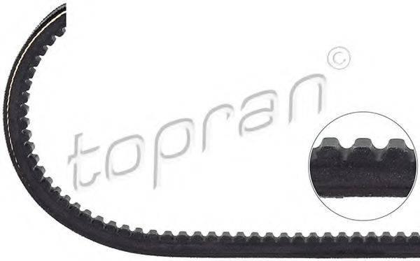 TOPRAN 100229 Клиновой ремень