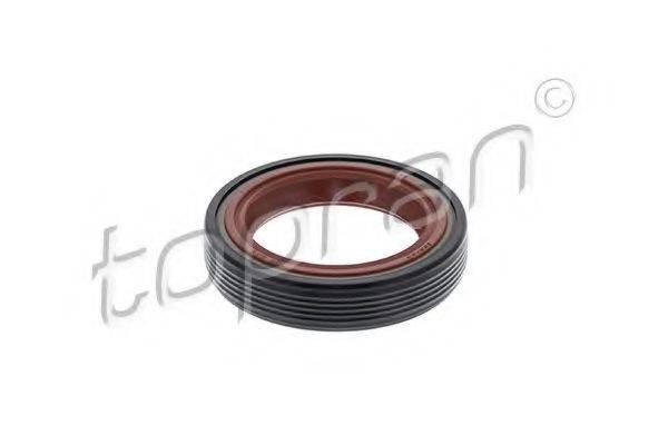 TOPRAN 109889 Уплотняющее кольцо, коленчатый вал; Уплотняющее кольцо, промежуточный вал