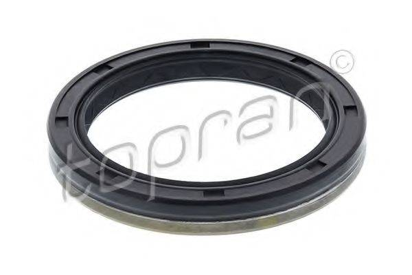 TOPRAN 111038 Уплотняющее кольцо, дифференциал