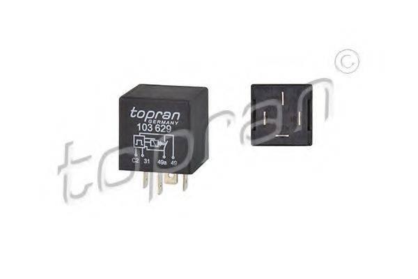 TOPRAN 103629 Реле аварийной световой сигнализация
