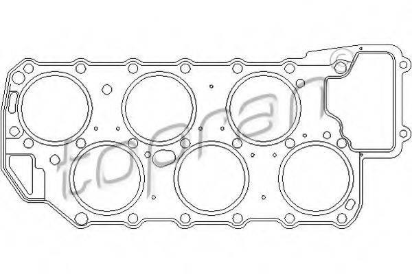 TOPRAN 100094 Прокладка головки блока цилиндров