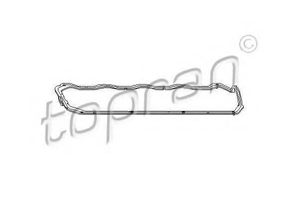 TOPRAN 100288 Прокладка клапанной крышки