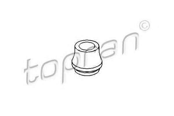 TOPRAN 100290 Прокладка, вентиляция картера