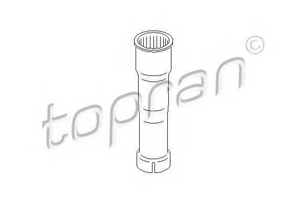 TOPRAN 100294 Воронка, указатель уровня масла