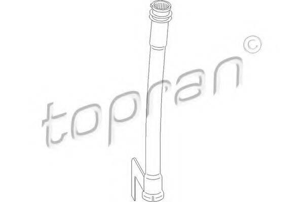 Воронка, указатель уровня масла TOPRAN 110 050