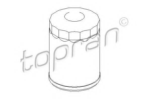 TOPRAN 107505 Фильтр масляный ДВС