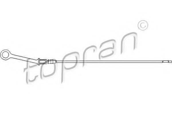 TOPRAN 111403 Щуп масляный