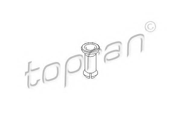 TOPRAN 100696 Воронка, указатель уровня масла