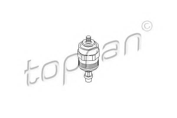 TOPRAN 107538 Стопорный механизм, система впрыска