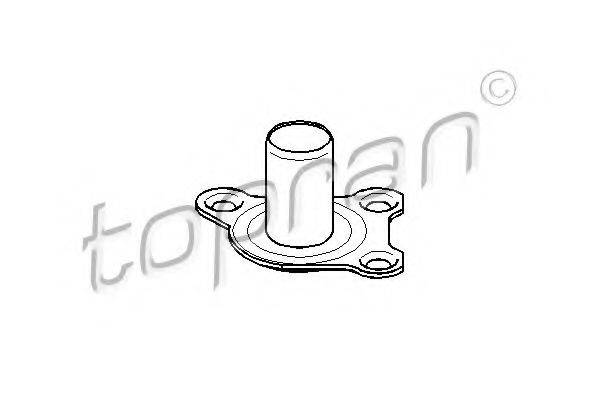 TOPRAN 101774 Направляющая гильза, система сцепления