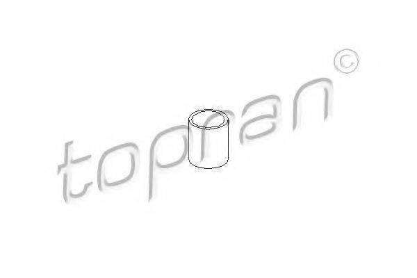 TOPRAN 111545 Патрубок наддува