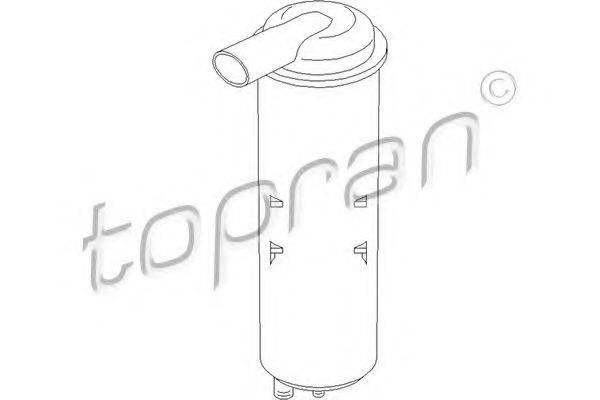 TOPRAN 111022 Фильтр с активированным углём, система вентиляции бака
