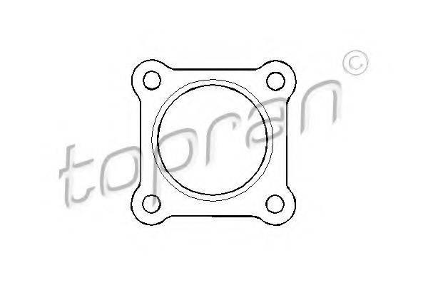 TOPRAN 111958 Прокладка трубы выхлопного газа