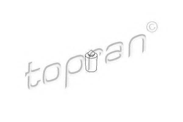 TOPRAN 103610 Крепление глушителя
