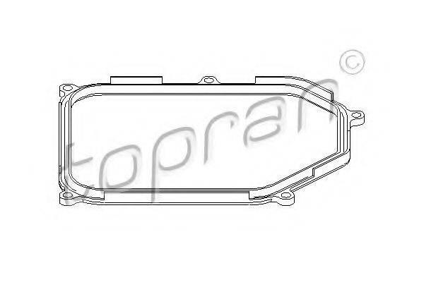 TOPRAN 108755 Прокладка, маслянного поддона автоматическ. коробки передач