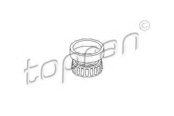 TOPRAN 103369 Подшипник ступицы колеса