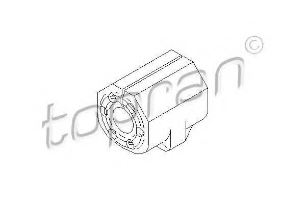 TOPRAN 104245 Опора, стабилизатор