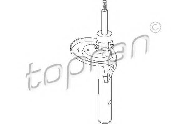 TOPRAN 108270 Амортизатор
