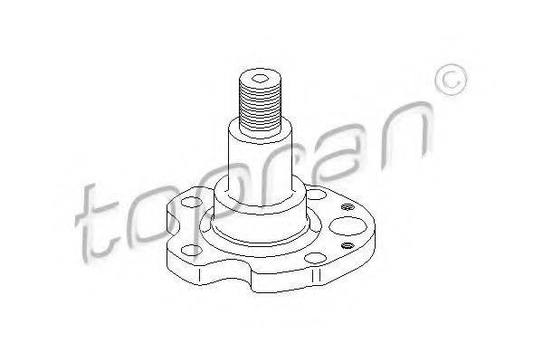 TOPRAN 109871 Ступица колеса