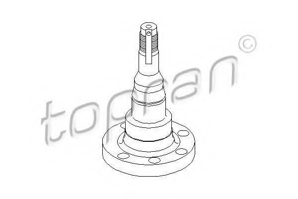 TOPRAN 103511 Ступица колеса