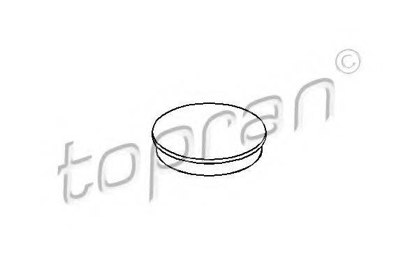 TOPRAN 111316 Предохранительная крышка, ступица колеса