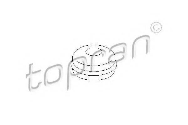 TOPRAN 104189 Предохранительная крышка, ступица колеса