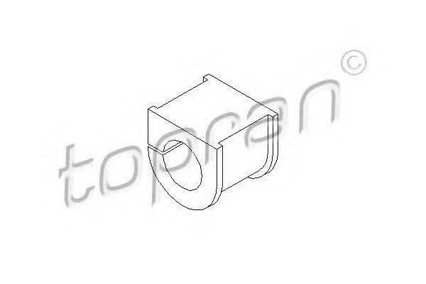 TOPRAN 109699 Опора, стабилизатор