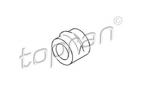 TOPRAN 109875 Опора, стабилизатор