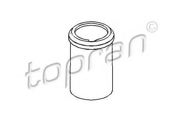 TOPRAN 102831 Пыльник амортизатора
