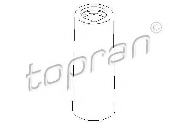 TOPRAN 107649 Пыльник амортизатора