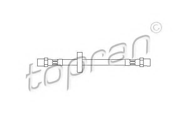 TOPRAN 103634 Тормозной шланг