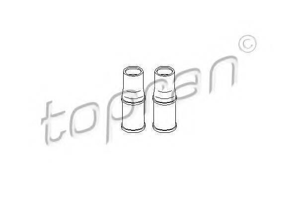 TOPRAN 110677 Ремкомплект тормозного суппорта