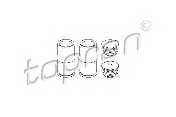 TOPRAN 110679 Ремкомплект тормозного суппорта