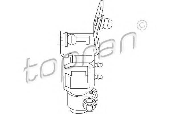 TOPRAN 111330 Ремкомплект, рычаг переключения