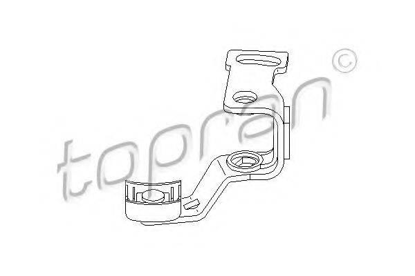 TOPRAN 111331 Ремкомплект, рычаг переключения