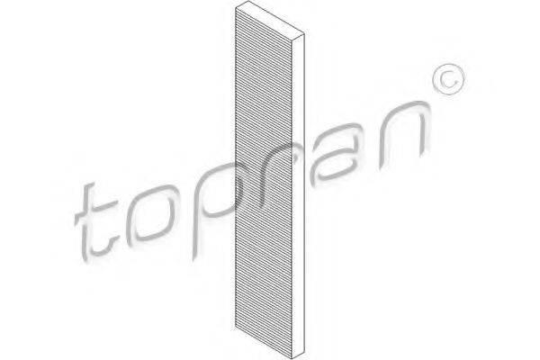 TOPRAN 104121 Фильтр салона