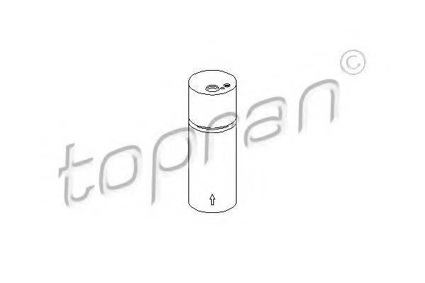 TOPRAN 108916 Осушитель кондиционера