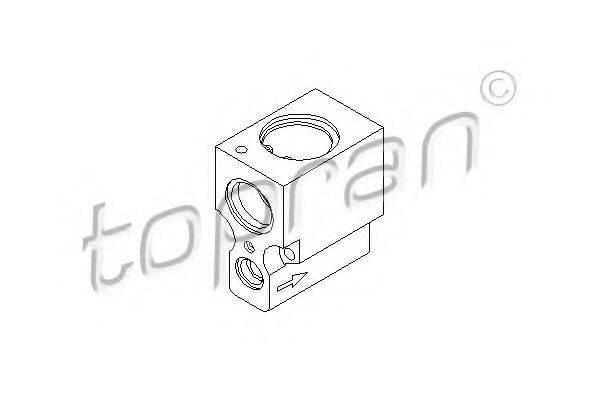 TOPRAN 108924 Расширительный клапан кондиционера