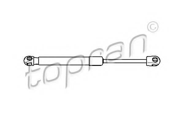 TOPRAN 112064 Амортизатор багажника