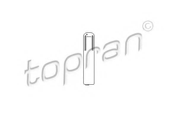 TOPRAN 108651 Кнопка центрального замка