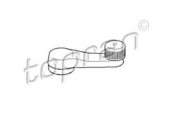 TOPRAN 103101 Ручка стеклоподъемника