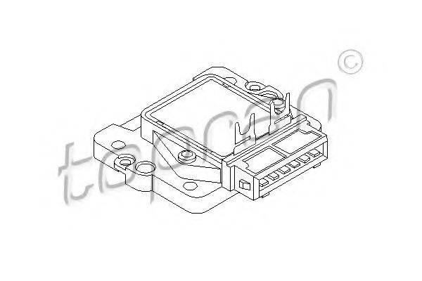 TOPRAN 104259 Коммутатор системы зажигания