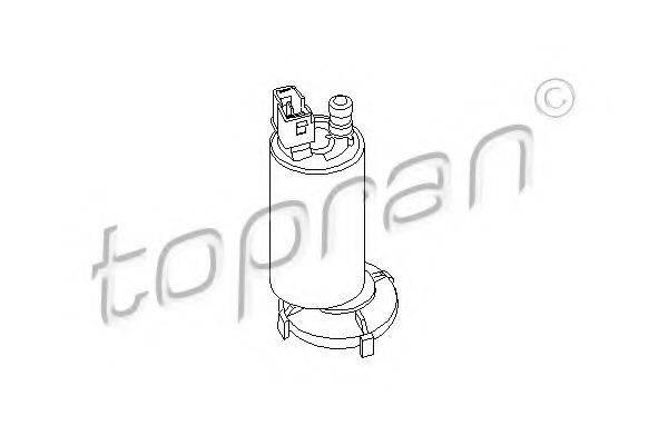 TOPRAN 103562 Топливный насос