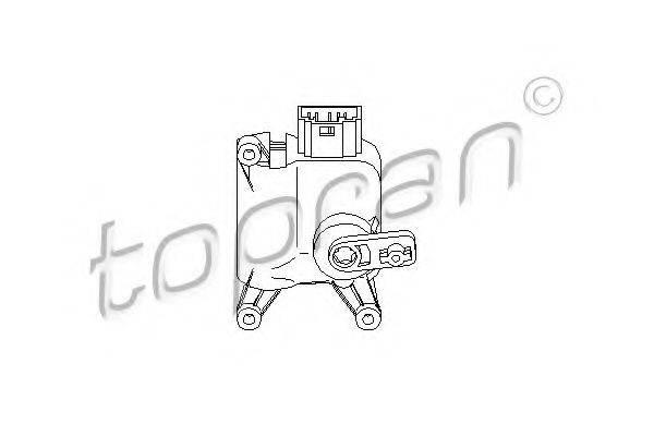 TOPRAN 111096 Регулировочный элемент, смесительный клапан