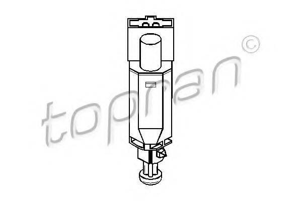 TOPRAN 111394 Выключатель, привод сцепления (Tempomat)