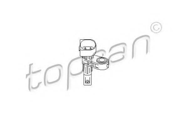 TOPRAN 110605 Датчик АБС